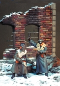 1/35 German Defenders of Stalingrad