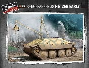 Bergepanzer 38 Hetzer Early Recovery Vehicle