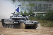 Russian T72B3M Main Battle Tank