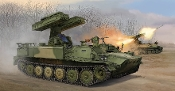 Russian 9K35 Strela-10 SA13 Gopher Surface-to-Air Missile System
