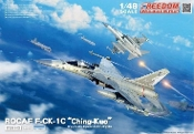 ROCAF F-CK1C Ching Kuo Single-Seat Indigenous Defense Fighter