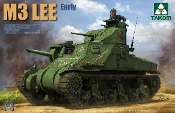US M3 Lee Early Medium Tank