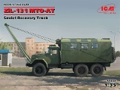 ZiL-131 MTO-AT Soviet Recovery Truck