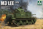 M3 LEE US Medium Tank Late