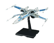 1/72 Star Wars The Last Jedi: Blue Squadron Resistance X-Wing Fighter