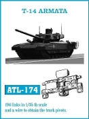 1/35 T14 Armata Track Set (194 Links)