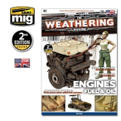 The Weathering Magazine Issue 4. ENGINE, GREASE AND OIL (English)