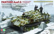 Panther Ausf.G w/Interior Limited Edition