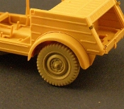"1/35 Road Wheels for VW ""Kubelwagen"""