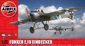 Fokker E III Eindecker German Fighter