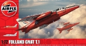 Folland Gnat T1 Jet Trainer Aircraft
