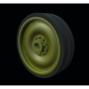 1/35 Road wheels for M113