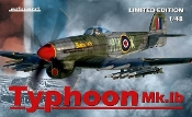 Typhoon Mk Ib Aircraft (Ltd Edition Plastic Kit)