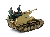 German Wespe Self-Propelled Howitzer Tank w/Crew Italian Front