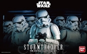 1/12 Star Wars: Stormtrooper Figure (Snap)