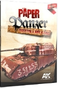 Paper Panzer: Prototypes & What if Tanks Book
