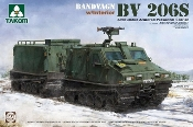 Bandvagn BV206S Articulated Armored Personnel Carrier w/Interior