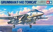 F14D Tomcat Fighter