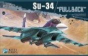 Su34 Fullback Russian Fighter
