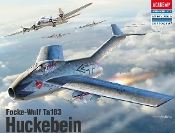 WWII Focke Wulf TA183 Huckebein German Fighter