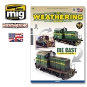 The Weathering Magazine ISSUE 23 DIE CAST (From Toy to Model) - (English)