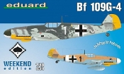 Bf109G4 Fighter (Wkd Edition Plastic Kit)