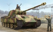 German Panther G Tank