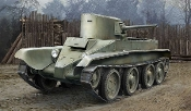 Soviet BT-2 Tank Early