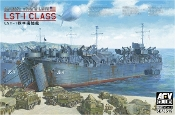 WWII USN Type 2 LSTS LSR1 Class Tank Landing Ship