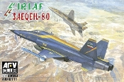 Iran Saeqeh-80 IRI Air Force Jet Fighter