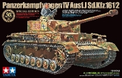 German Panzer IV Ausf.J Special Edition