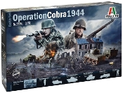 Operation Cobra 1944 Battle Diorama Set