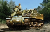 M7 Priest Early Production Tank