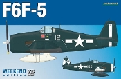 F6F5 Aircraft (Wkd Edition Plastic Kit)