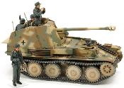 German Marder III M Tank Destroyer Normandy Front