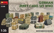 WWII German Jerry Cans Set (24)