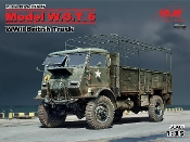 WWII British Model WOT 6 Truck