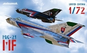 MiG21MF Aircraft Dual Combo (Ltd Edition Plastic Kit)