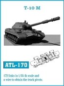 1/35 T10M Track Set (172 Links)