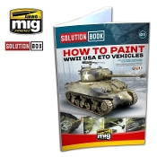 WW II AMERICAN ETO SOLUTION BOOK