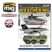 The Weathering Magazine Issue 26: Modern Warfare