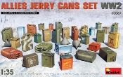 WWII Allies Jerry Cans Set (30)