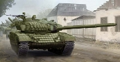 Russian T72A Mod 1985 Main Battle Tank