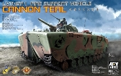 LVTH6A1 Cannon Teal Fire Support Vehicle w/105mm Howitzer