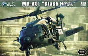 MH60L Black Hawk Combat Helicopter