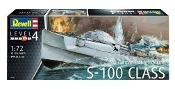German S100 Class Fast Attack Torpedo Boat