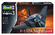 F117A Nighthawk Stealth Fighter