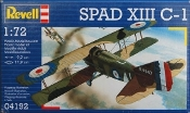 Spad XIII C1 BiPlane Fighter