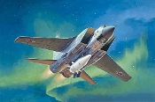 MiG31BM Foxhound Russian Fighter w/KH47M2 Ballistic Missile