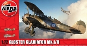 Gloster Gladiator Mk I/II BiPlane Fighter